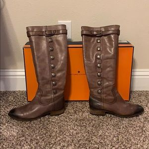 Arturo Chiang Whiskey riding boots